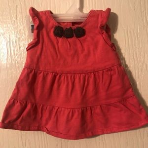 **5 items for $10** pink and brown dress